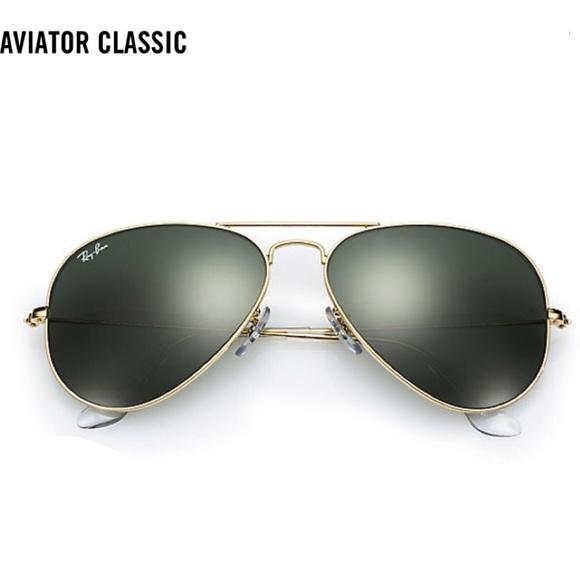 f21e3218c6 Ray ban Aviator sunglasses RB3025 L0205 58-14. M 5a6e2dc65512fd7d05ea9b74
